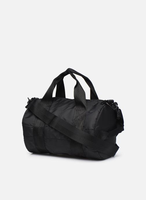 Sporttaschen FILA Mini Barrel Bag schwarz ansicht von rechts
