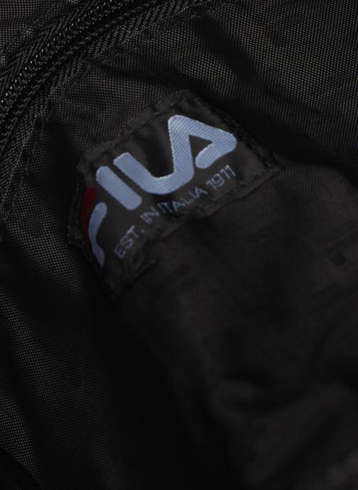 Sporttaschen FILA Mini Barrel Bag schwarz ansicht von hinten
