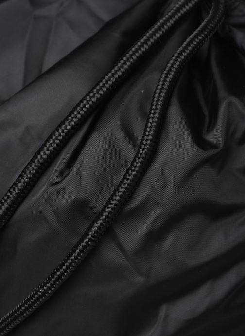 Bolsas de deporte FILA Gym Sack Double Mesh Negro vista lateral izquierda