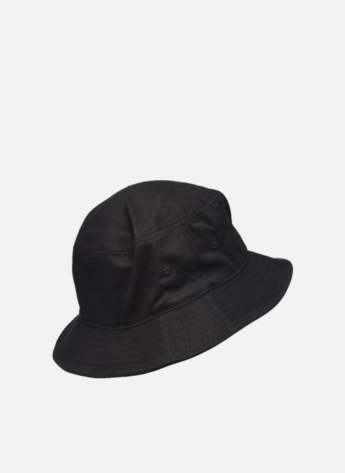 Chapeaux FILA Bucket Hat Noir vue portées chaussures