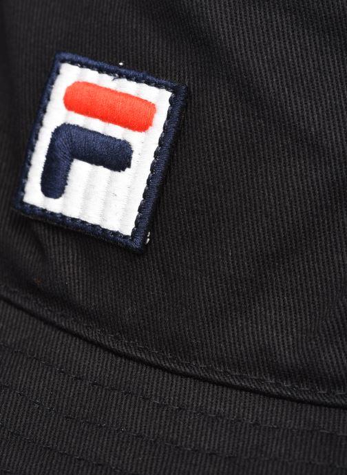 Chapeaux FILA Bucket Hat Noir vue face