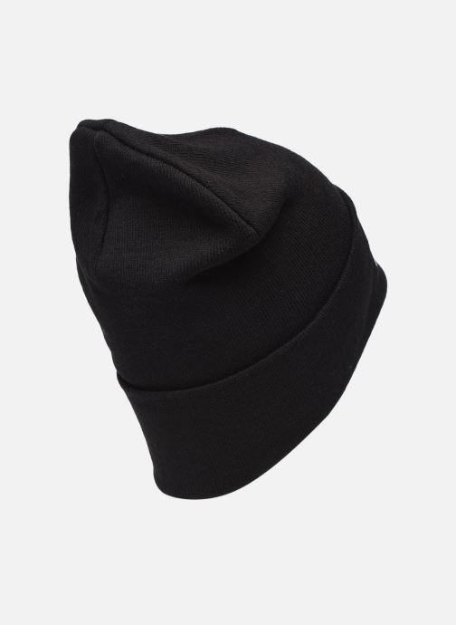 Bonnets FILA Slouchy Beanie Noir vue portées chaussures