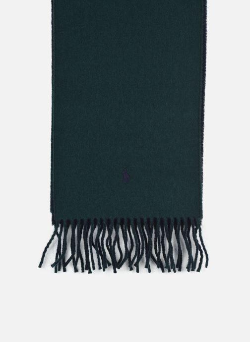 Sciarpa y foulard Polo Ralph Lauren Oblong Pony Scarf Verde modello indossato
