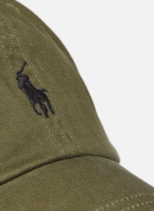 Casquettes Polo Ralph Lauren Chapeau Bob Pony 2 Vert vue face