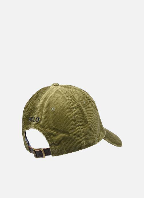 Kappe Polo Ralph Lauren Chapeau Bob Pony 2 grün schuhe getragen