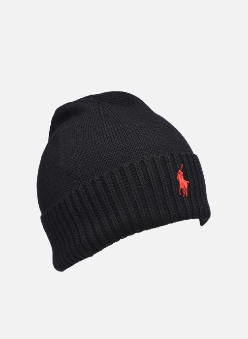 Mütze Polo Ralph Lauren Bonnet Pony schwarz detaillierte ansicht/modell