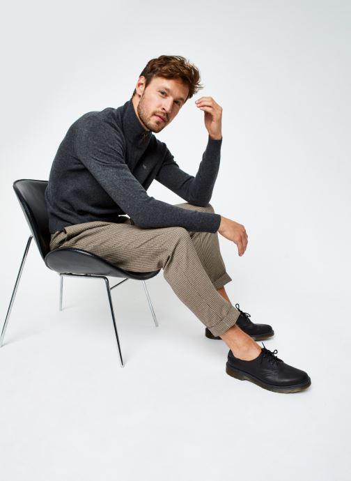 Vêtements Polo Ralph Lauren Pull ML Sweater Pony 2 Gris vue bas / vue portée sac