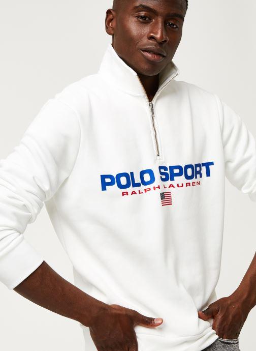 Vêtements Accessoires Sweatshirt ML Zip Pony