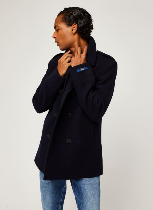 Manteau mi-long - MC Peacoat Pony
