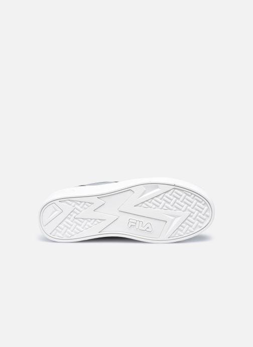 Sneaker FILA Overstate x Aversario F Low W schwarz ansicht von oben