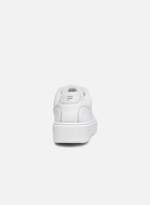 Sneakers FILA Overstate x Aversario Low W Wit rechts