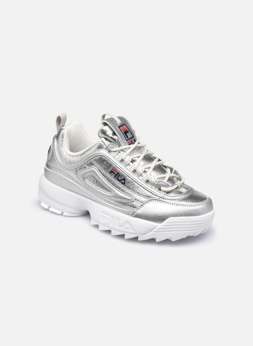 Sneakers FILA Disruptor F Low W Zilver detail