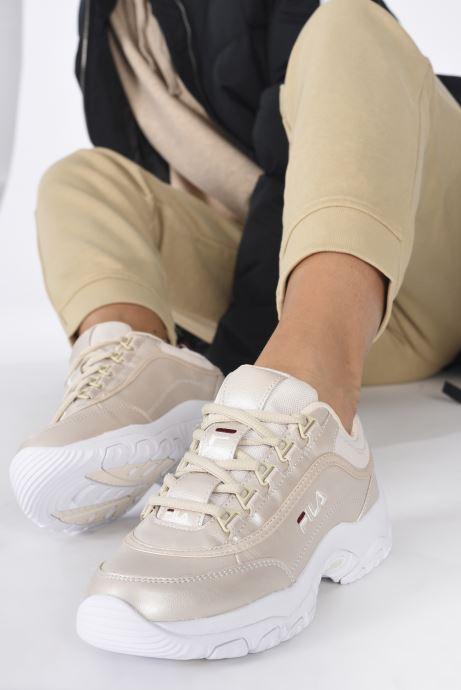Sneakers FILA Strada F W Goud en brons onder