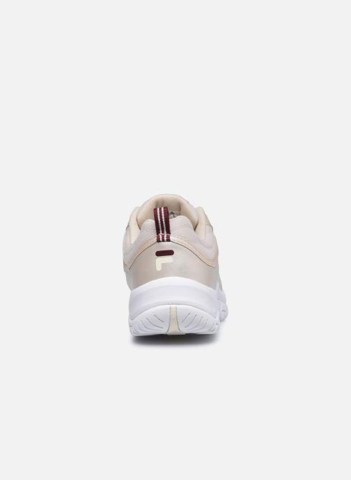 Sneakers FILA Strada F W Goud en brons rechts