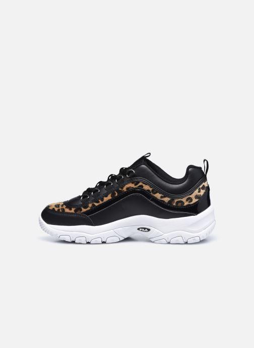 Sneakers FILA Strada A W Zwart voorkant