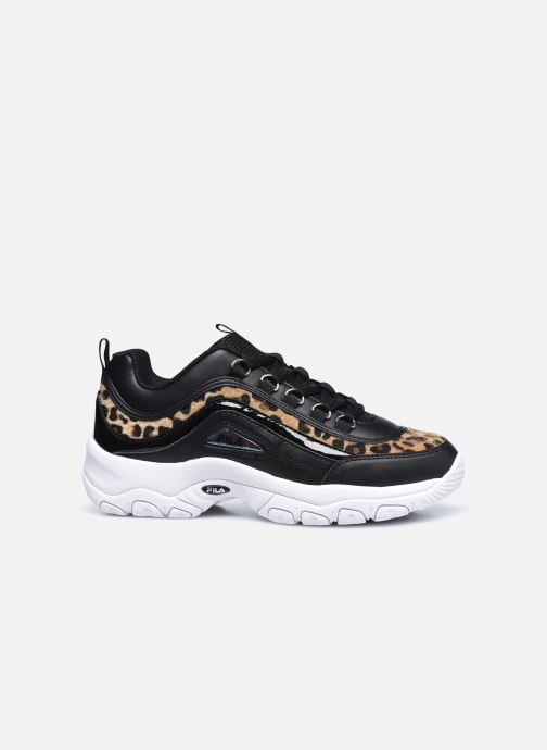 Sneakers FILA Strada A W Zwart achterkant