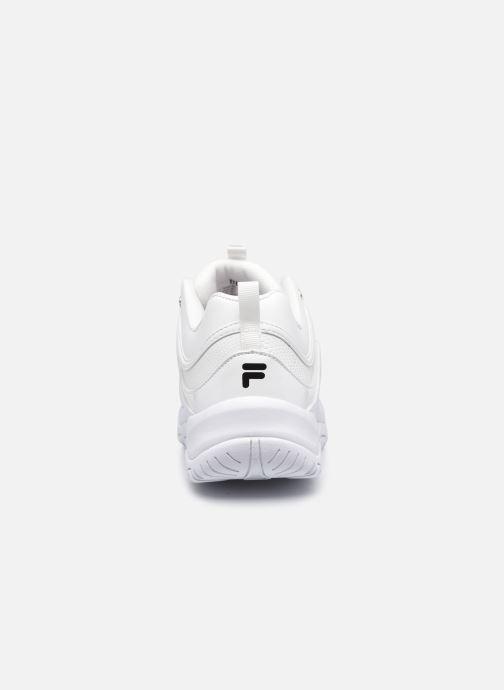 Sneaker FILA Strada A W weiß ansicht von rechts