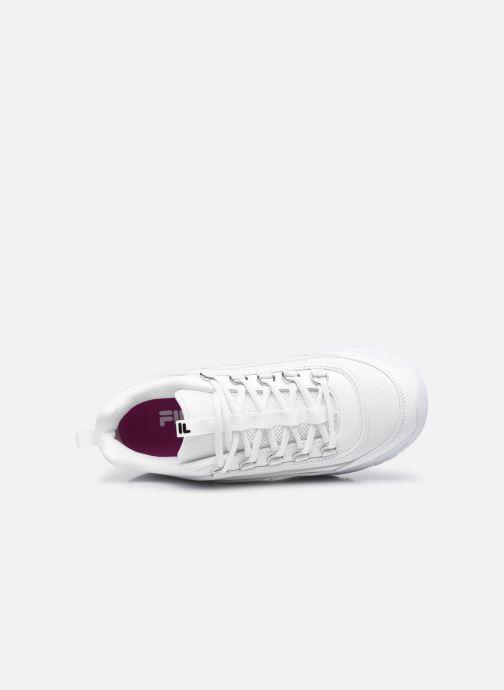 Sneaker FILA Strada A W weiß ansicht von links