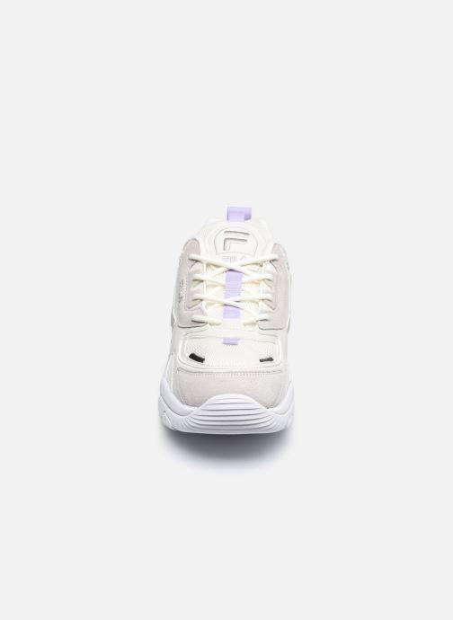 Sneaker FILA Eletto Low W rosa schuhe getragen