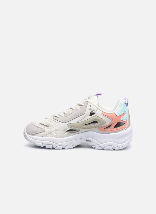 Sneaker FILA Eletto Low W rosa ansicht von vorne