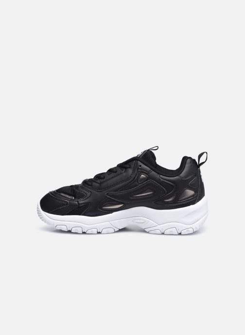 Baskets FILA Eletto Low W Noir vue face