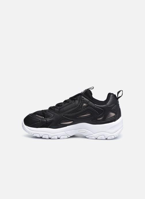 Sneakers FILA Eletto Low W Nero immagine frontale