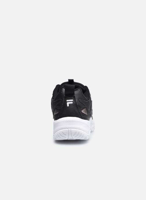 Sneaker FILA Eletto Low W schwarz ansicht von rechts