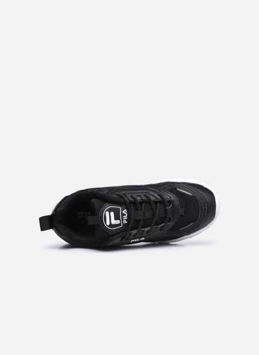 Sneakers FILA Eletto Low W Nero immagine sinistra