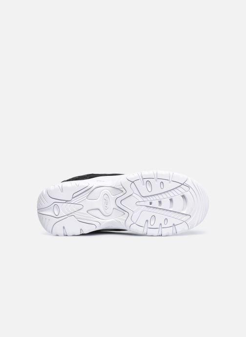 Sneaker FILA Eletto Low W schwarz ansicht von oben