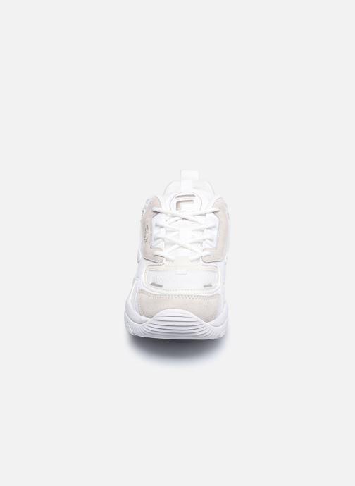 Sneaker FILA Eletto Low W weiß schuhe getragen