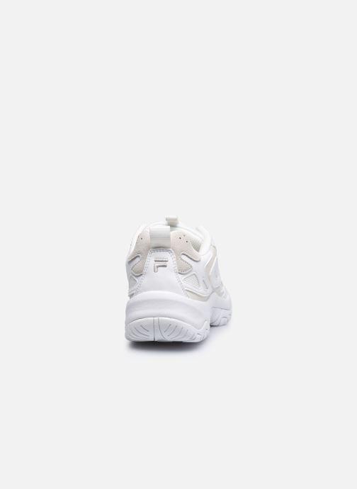 Sneaker FILA Eletto Low W weiß ansicht von rechts