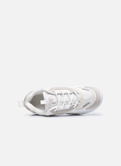 Sneaker FILA Eletto Low W weiß ansicht von links