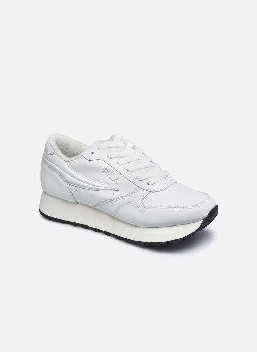 Sneaker FILA Orbit Zeppa L W weiß detaillierte ansicht/modell