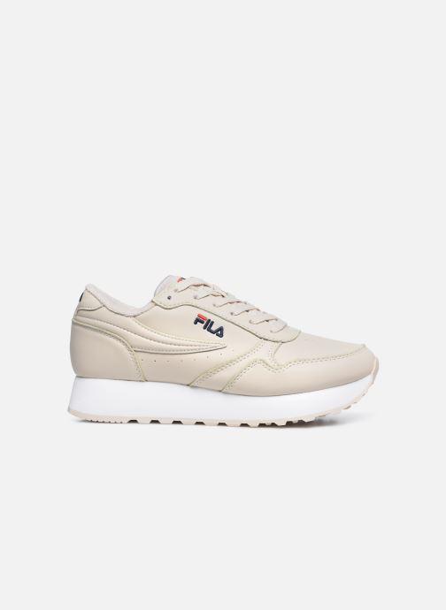 Sneakers FILA Orbit Zeppa L W Beige immagine posteriore