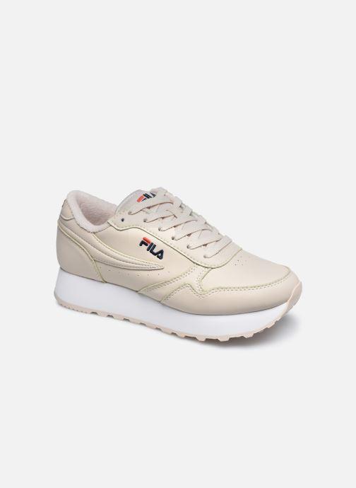 Sneakers FILA Orbit Zeppa L W Beige vedi dettaglio/paio