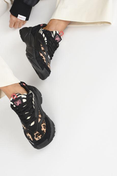 Sneakers FILA V94M Rush F W Zwart onder