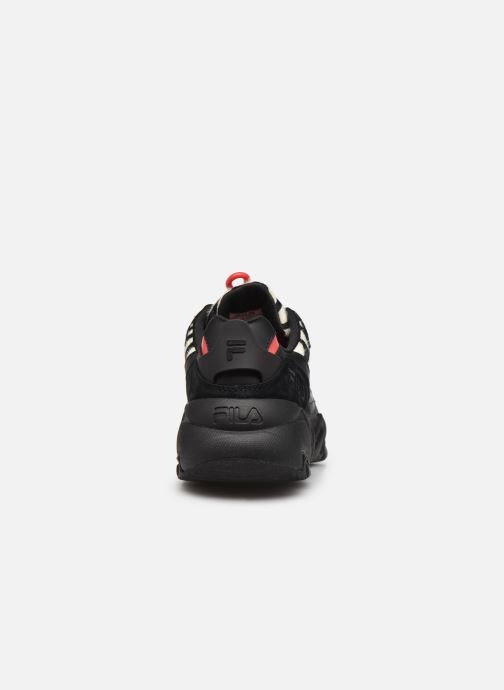 Sneakers FILA V94M Rush F W Zwart rechts