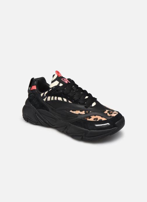 Sneakers FILA V94M Rush F W Zwart detail