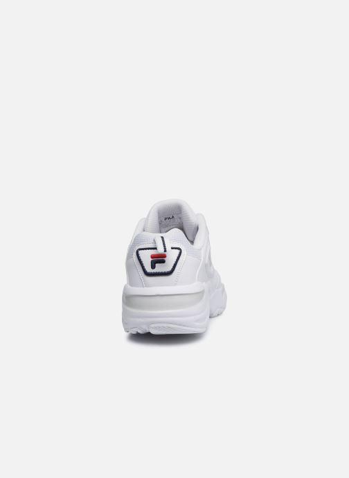 Sneaker FILA Melody W weiß ansicht von rechts