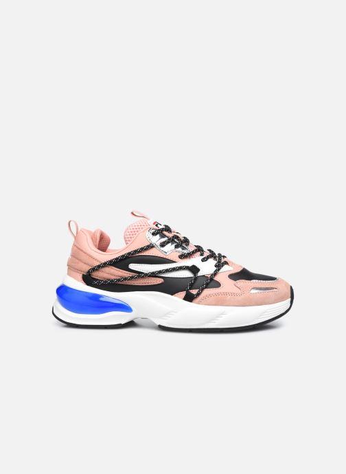 Sneakers FILA Spettro L W Roze achterkant