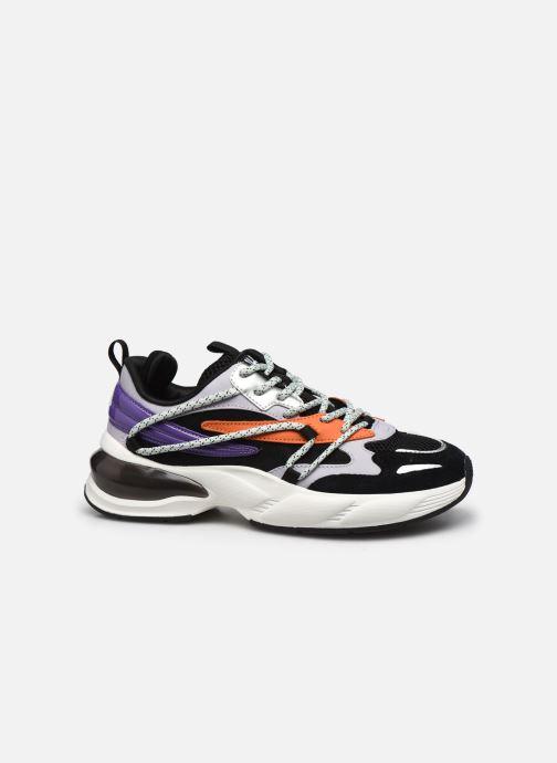 Sneakers FILA Spettro W Zwart achterkant