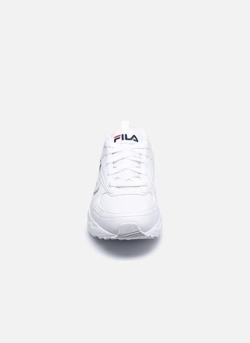 Sneaker FILA Mastermind weiß schuhe getragen