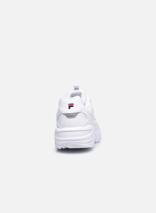 Sneaker FILA Mastermind weiß ansicht von rechts