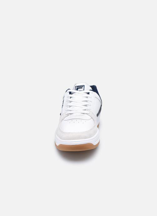 Baskets FILA Defender Blanc vue portées chaussures