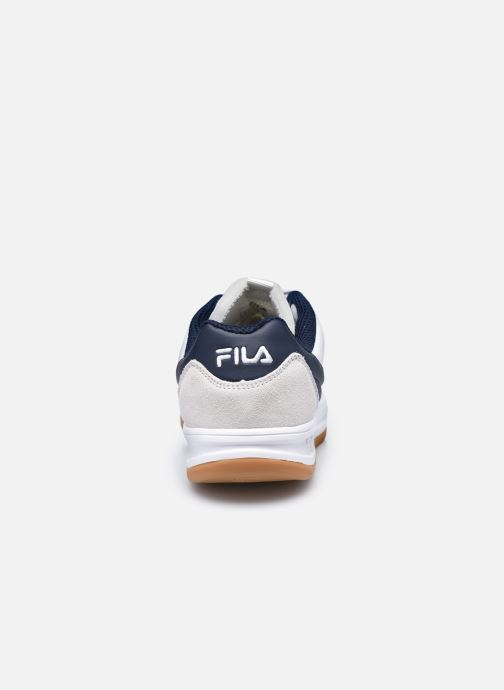 Baskets FILA Defender Blanc vue droite
