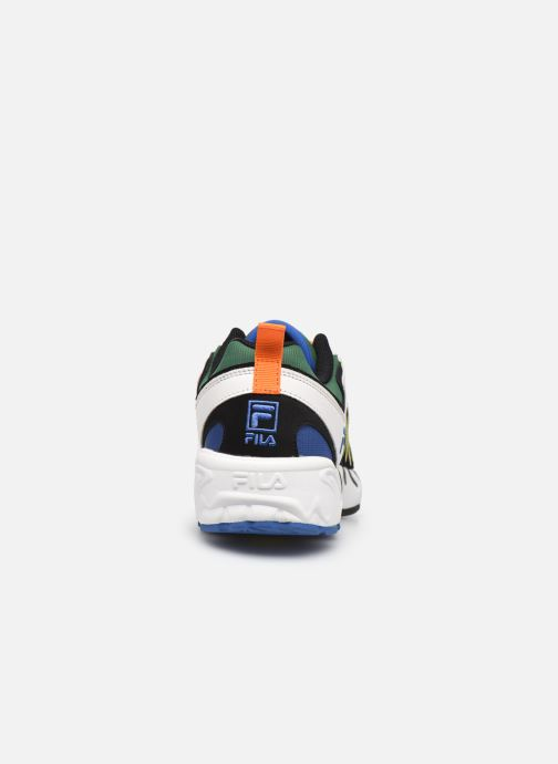 Sneakers FILA ADL99 Low Azzurro immagine destra