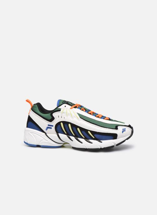 Sneakers FILA ADL99 Low Azzurro immagine posteriore