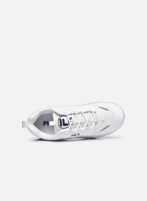 Sneakers FILA Eletto Low Bianco immagine sinistra