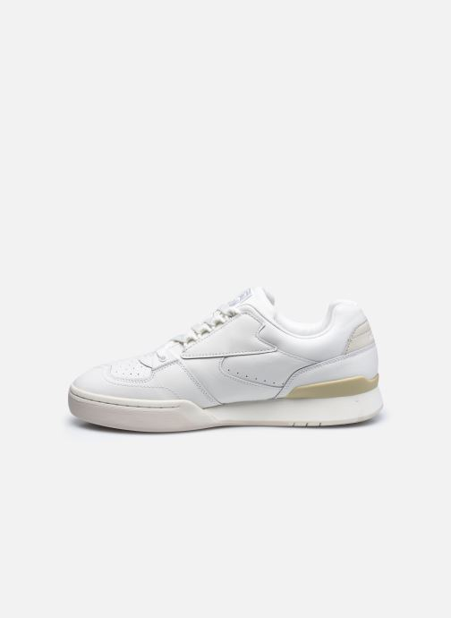 Sneaker FILA Netpoint L Low weiß ansicht von vorne