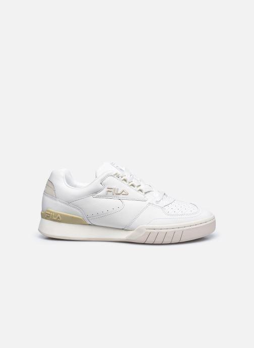 Sneakers FILA Netpoint L Low Bianco immagine posteriore